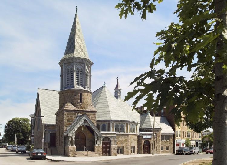 Roxbury Presbyterian Church in Roxbury MA