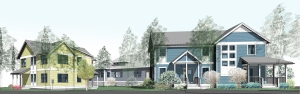 Beverly Housing Authority, Montserrat cottage-style housing