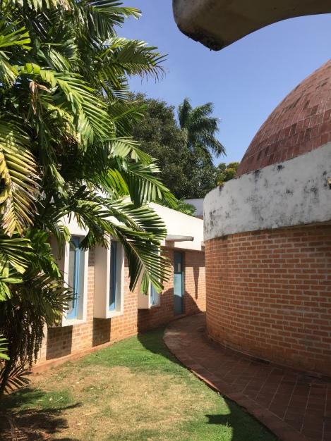 School of Fine Arts Havana detail