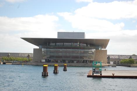 Opera House designed by Henning Larsen Architects